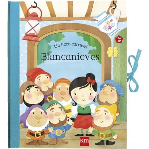 Blancanieves. Libro carrusel