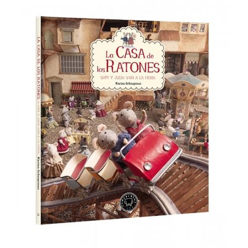 La casa de los ratones. Volumen 3