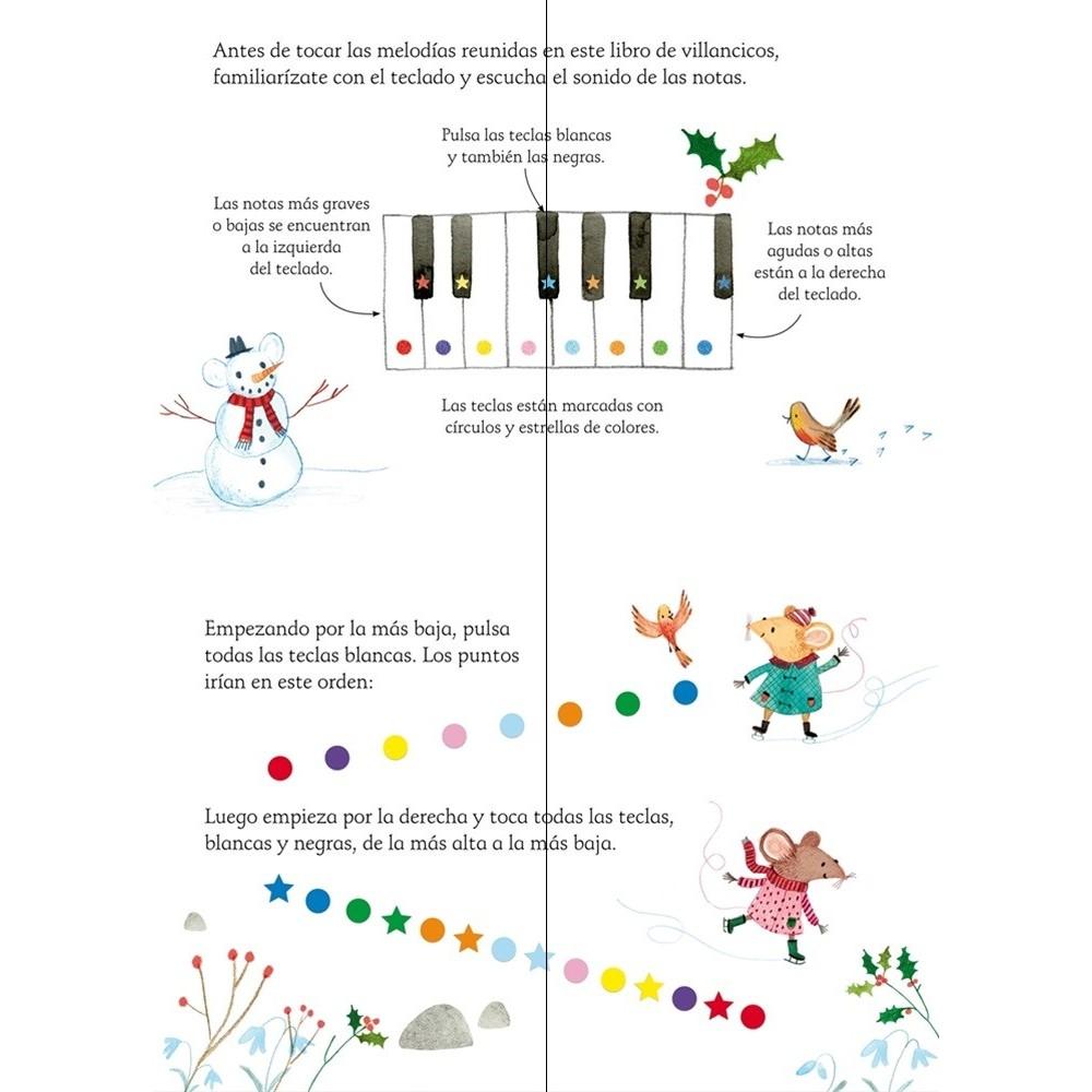 Mis Primeras Notas Musicales Navidad Telocuentoconuncuento