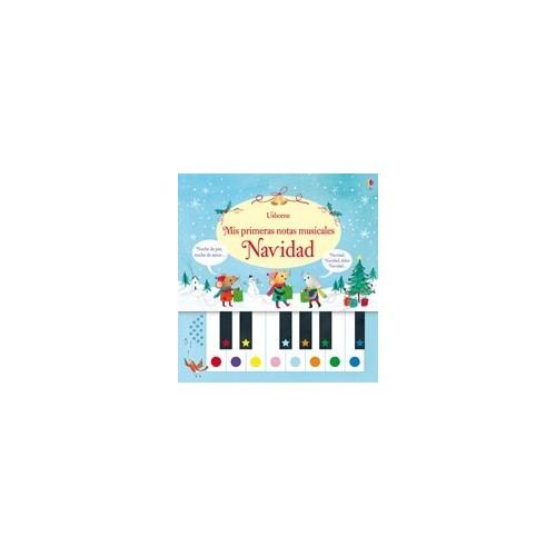 Mis primeras notas musicales. Navidad