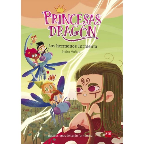 Los hermanos tormenta. Princesas Dragón