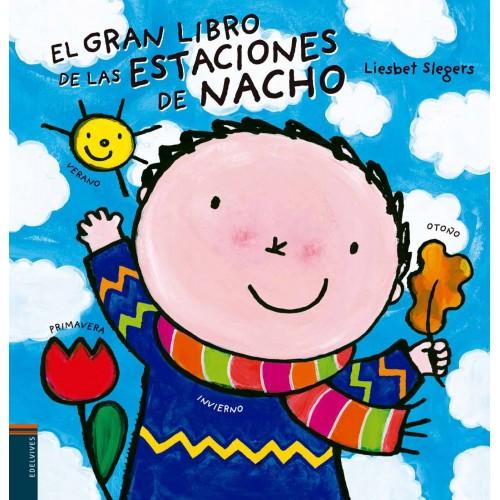 El gran libro de las estaciones de Nacho
