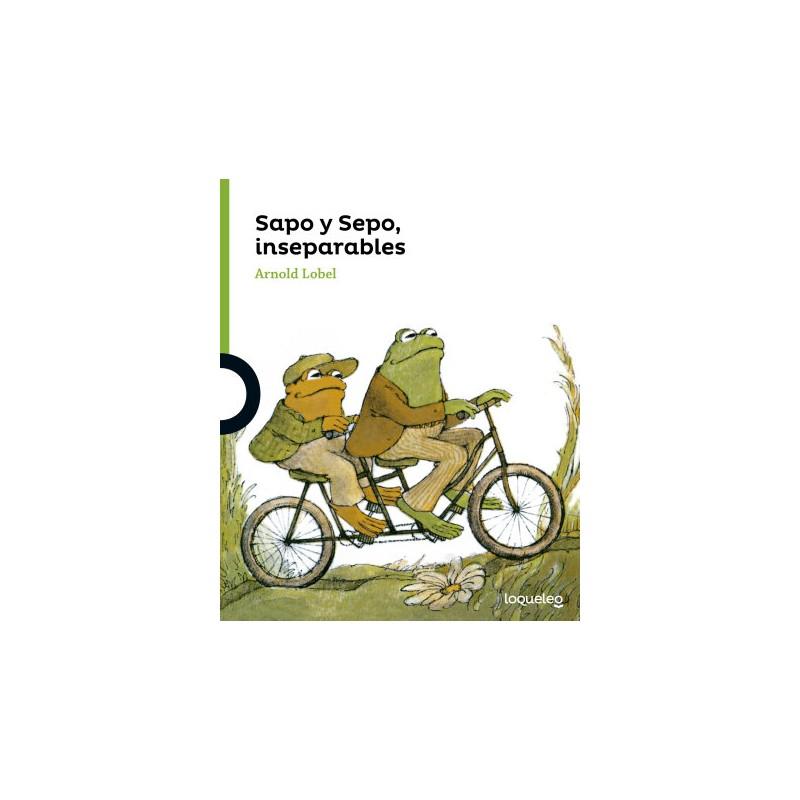 Sapo y Sepo, inseparables