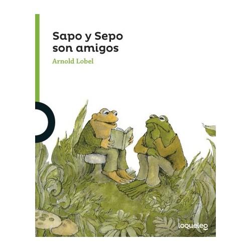 Sapo y Sepo son amigos
