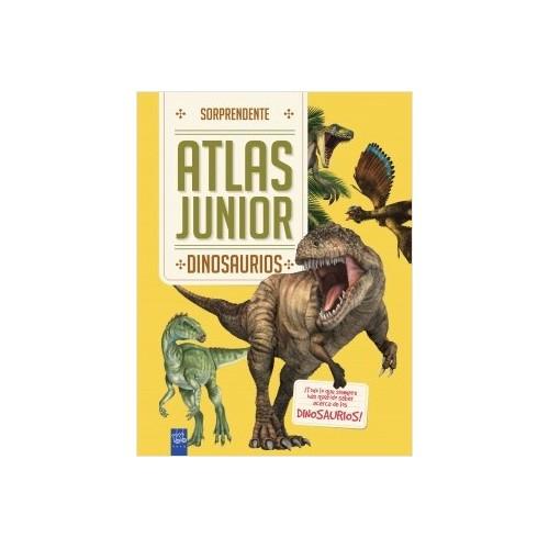 Sorprendente atlas junior de dinosaurios