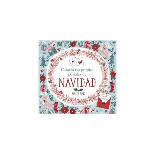 Crea tus propias postales de Navidad