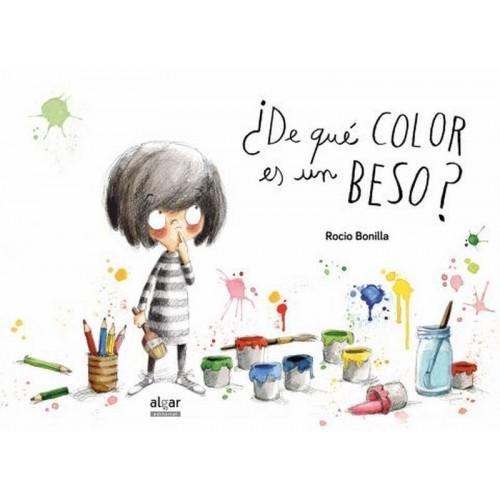 De qué color es un beso