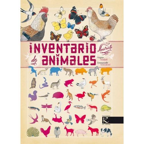 Inventerio de animales