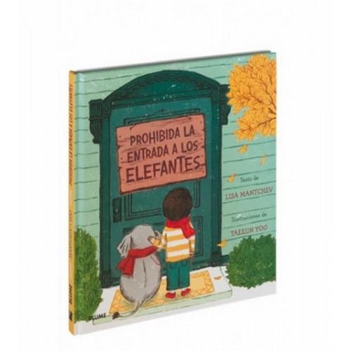 Prohibida la entrada a elefantes
