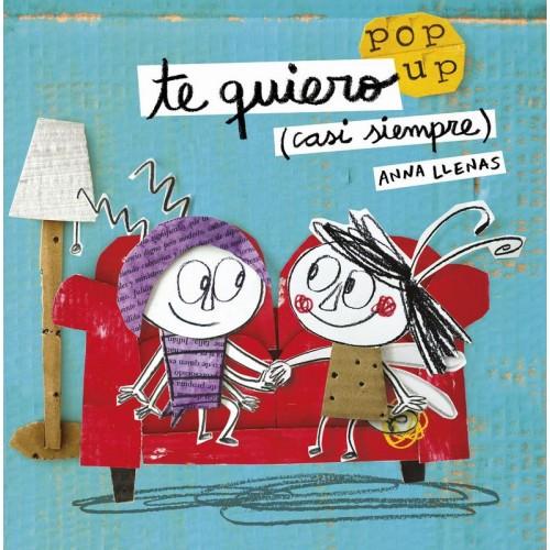 Te quiero (casi siempre) pop up