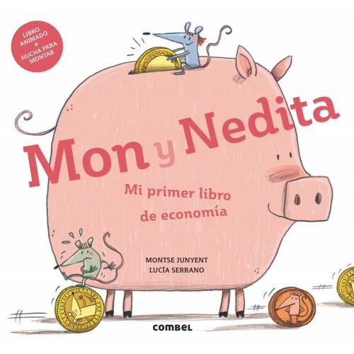 Mon y nedita mi primer libro de economía
