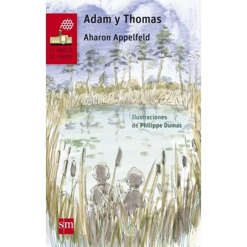 Adam y Thomas (barco de vapor serie roja)