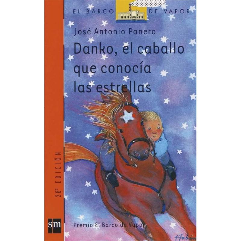 Danko, el caballo que conocía las estrellas (barco de vapor serie naranja)