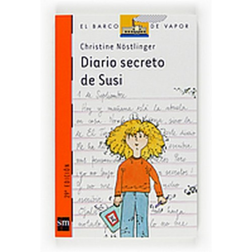 Diario secreto de Susi. Diario secreto de Paul (barco de vapor serie naranja)