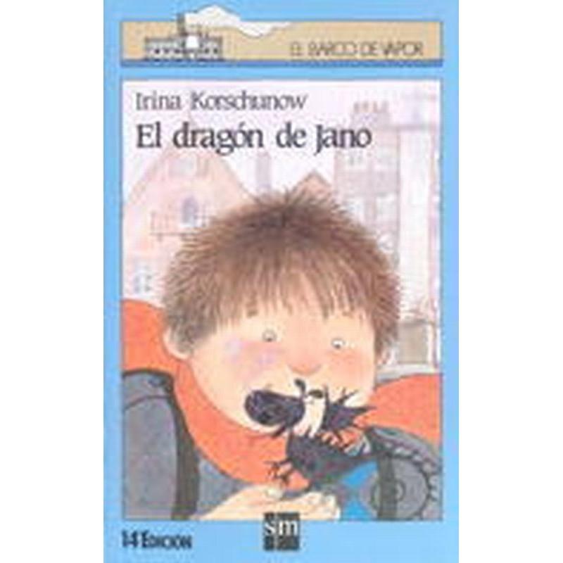 El dragón de Jano (barco de vapor serie azul)