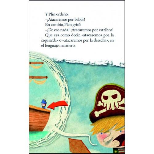 Pirata Plin, Pirata Plan (barco de vapor serie azul)
